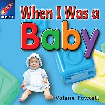When I Was a Baby: Red Level Non-fiction (Rigby Star Independent)
