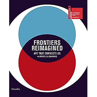 Frontiers Reimagined: Art That Connects Us 44 Artists 22 Countries