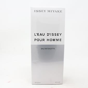 L'eau D'issey Pour Homme av Issey Miyake Eau De Toilette 4.2oz Spray New WithBox