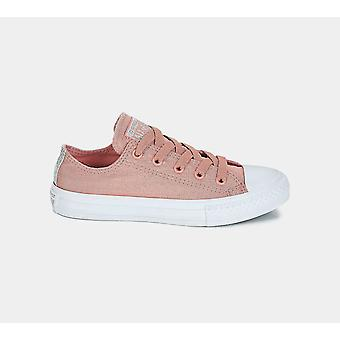كونفيرس كل نجمة أوكس 661834C لكمة كورال أحذية أحذية أطفال