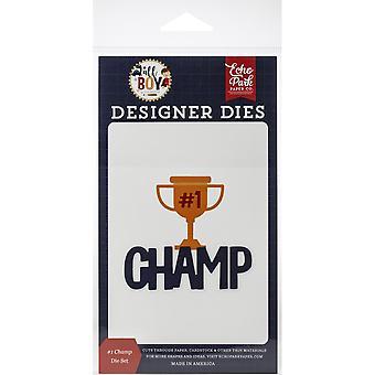 Echo Park #1 Champ Dies