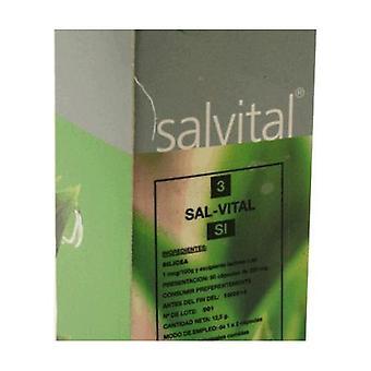 Salvital 3 Silicea 50 capsules
