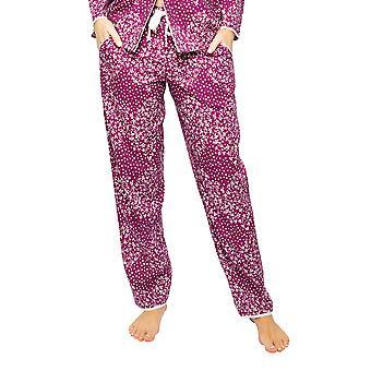 Cyberjammies Nova 4585 Ženy&s Berry Disty Tisk Pyžama Pant