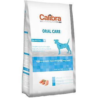 Calibra Dog Oral Care / Chicken & Rice. (Dogs , Dog Food , Dry Food)