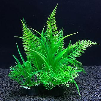 Artificial Plants Aquarium Decor Water Weeds Ornament Plants