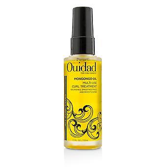 Mongongo olie multi use curl behandeling (alle krul types) 219769 50ml/1.7oz