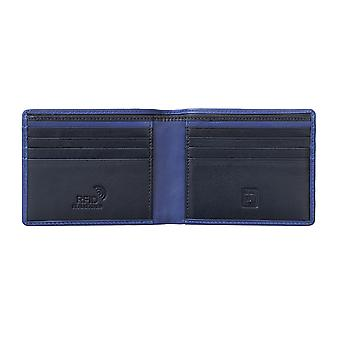 Primehide Menns lær lommebok RFID blokkerer gents kortholder notecase 3400