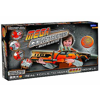 Mega Építőipari Mega Blaster Workshop