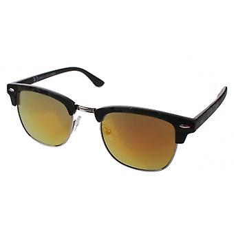 Sunglasses Unisex camouflage green with mirror lens (AZB-035)