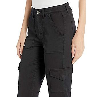Brand - Daily Ritual Women's Stretch Twill High-Rise Skinny Cargo Pant...