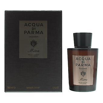 Acqua di Parma Colonia Mirra Eau de Cologne Concentree 180ml Spray For Him NEW.