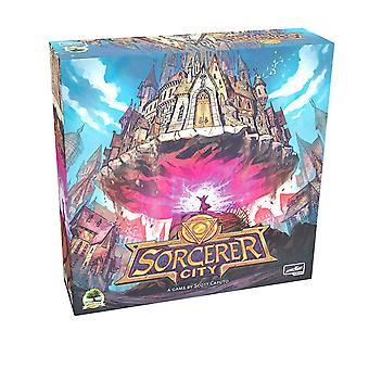 Sorcerer City Board Game