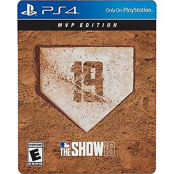 MLB The Show 19 MVP Edition PS4 Game