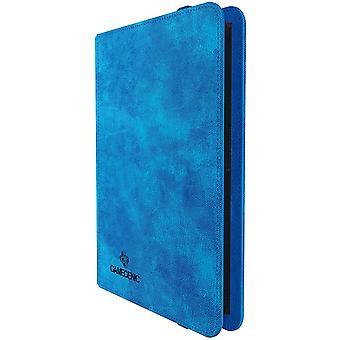 Gamegenic Prime Album 8-Pocket - Azul