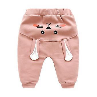 Chlapčenské nohavice a teplé leging pod nohavicami