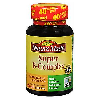 Nature Made Nature Made Super B-Complex Dietary Supplement, 140 tabs