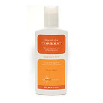 Earth Science Almond-Aloe Facial Moisturizer, Regular 5 Fl Oz