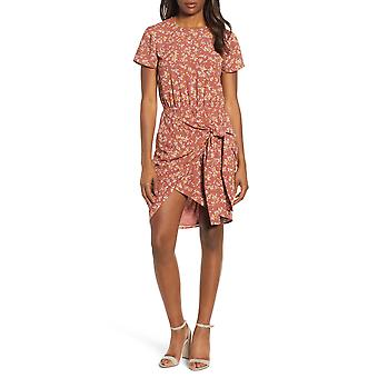 1.State | Heritage Bouquet Tie Front Dress
