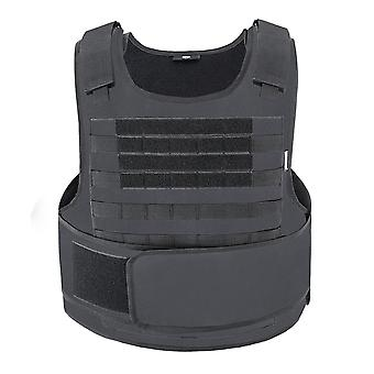 Airsoft Tactical Vest Plate, Carrier Swat Fishing Hunting, Military, Army,