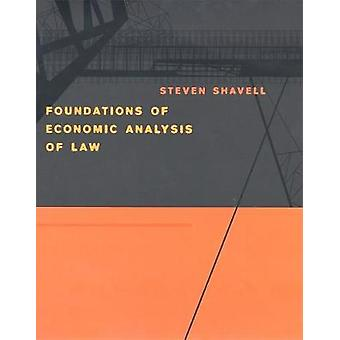 Foundations of Economic Analysis of Law