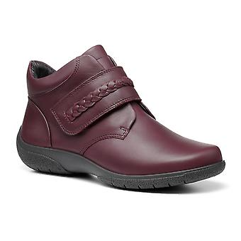 Hotter Women's Daydream II Wide Touch Fasten Ankle Boots