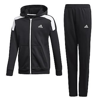 Adidas Boys Aeroready Warming Tech Track Suit