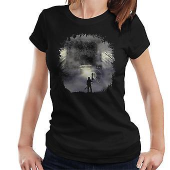 Jojos Bizarre Adventure Jotaro Power Point Women's T-Shirt