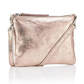 Hill & Hvordan Crossbody Pouch Bag | Rosa Guld
