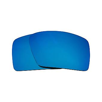 Replacement Lenses for Oakley Eyepatch 1 Sunglasses Anti-Scratch Blue Mirror