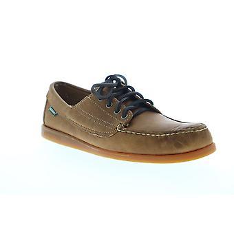 Sebago Askook Crazy Horse  Mens Brown Oxfords & Lace Ups Plain Toe Shoes
