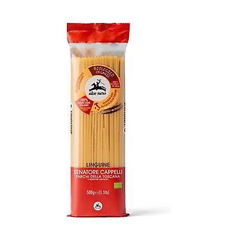 Linguine semolina عضو مجلس الشيوخ كابيلي بيو & نقلا عن Parchi Toscani & نقلا عن 500 ز