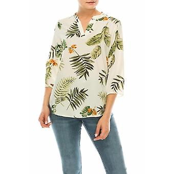 Bekleidung 3/4 Sleeve Relax Fit Top