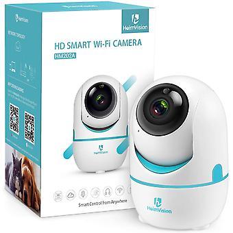 Caméra de sécurité sans fil HeimVision HM202A 2K 3MP, Pan/Tilt/Zoom WiFi Home Indoor IP Camera for Baby/Pet/Nanny Monitor, Night Vision, 2-Way Audio, Motion Detection
