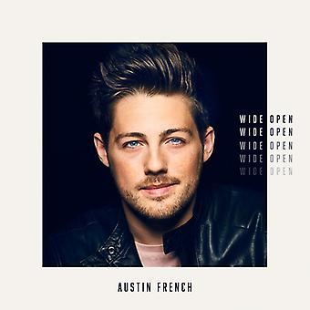 Austin French - Wide Open [CD] USA import