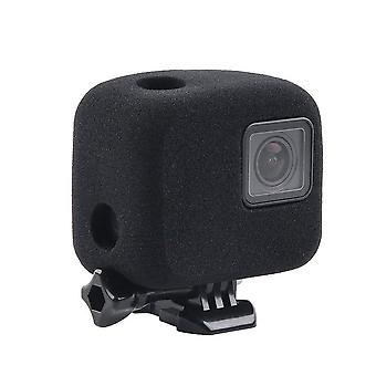 Foam windshield housing windslayer for gopro hero 7/6/5 black - windscreen noise reduction cover for