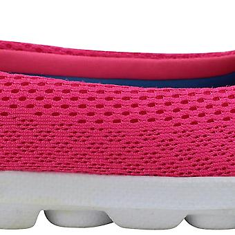 Skechers على الذهاب & apos;ريتز و apos; الوردي الساخن 13789/HPK المرأة & ق
