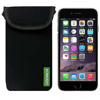 Komodo Neoprene Phone Case - Size C