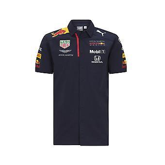 Red Bull Racing Aston Martin Red Bull Racing Mens Team Shirt 2020