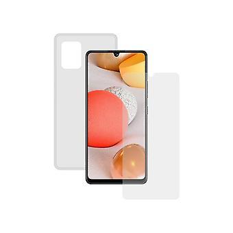 Skal och skärmskydd Samsung Galaxy A42 5G
