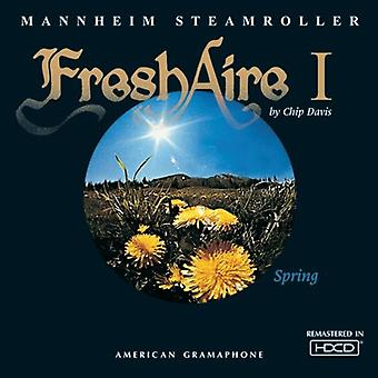 Mannheim Steamroller - verse Aire 1 [CD] USA importeren