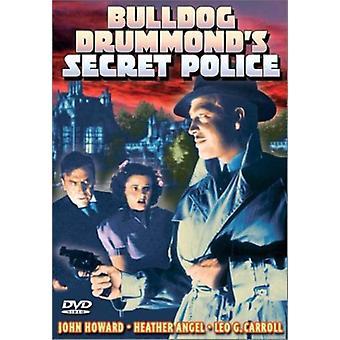 Bulldog Drummond de geheime politie [DVD] USA importeren