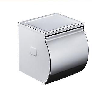 Toilettenrollenhalter Edelstahl