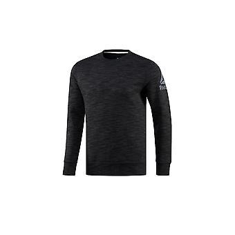 リーボックELプライムグループクルーBS3994ユニバーサルオールイヤーメンズスウェットシャツ