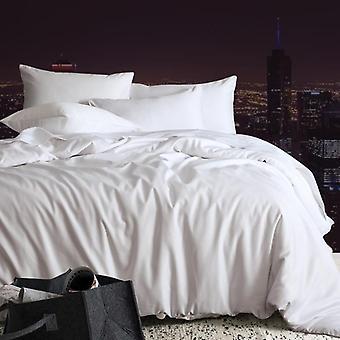 Long Staple Cotton High Density Satin 4-piece Cotton 1.8m Bedding