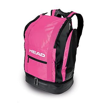 HEAD Tour Back Pack 40-Musta/Pinkki