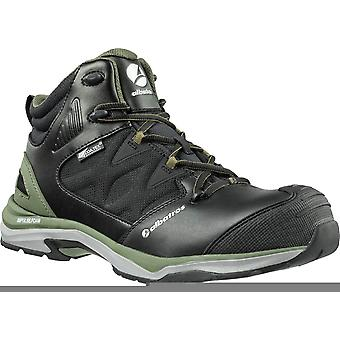Albatros ultratrail olive ctx safety boots mens