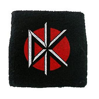 Dead Kennedys DK band Logo New Official Cotton Sweatband