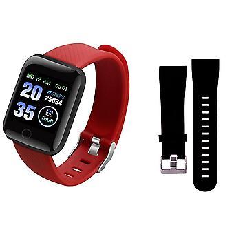 116 Plus Smartwatch Sports Fitness Tracker D13 Smart Bracelet