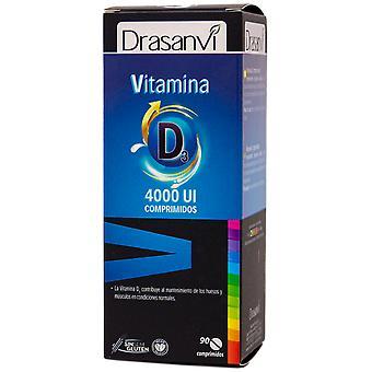 Drasanvi D3 4000 IU 90 tablettia