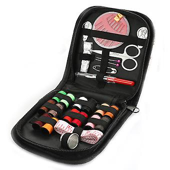 27pcs Needlework Storage Box Sewing Kit Hand Sewing Embroidery Tools